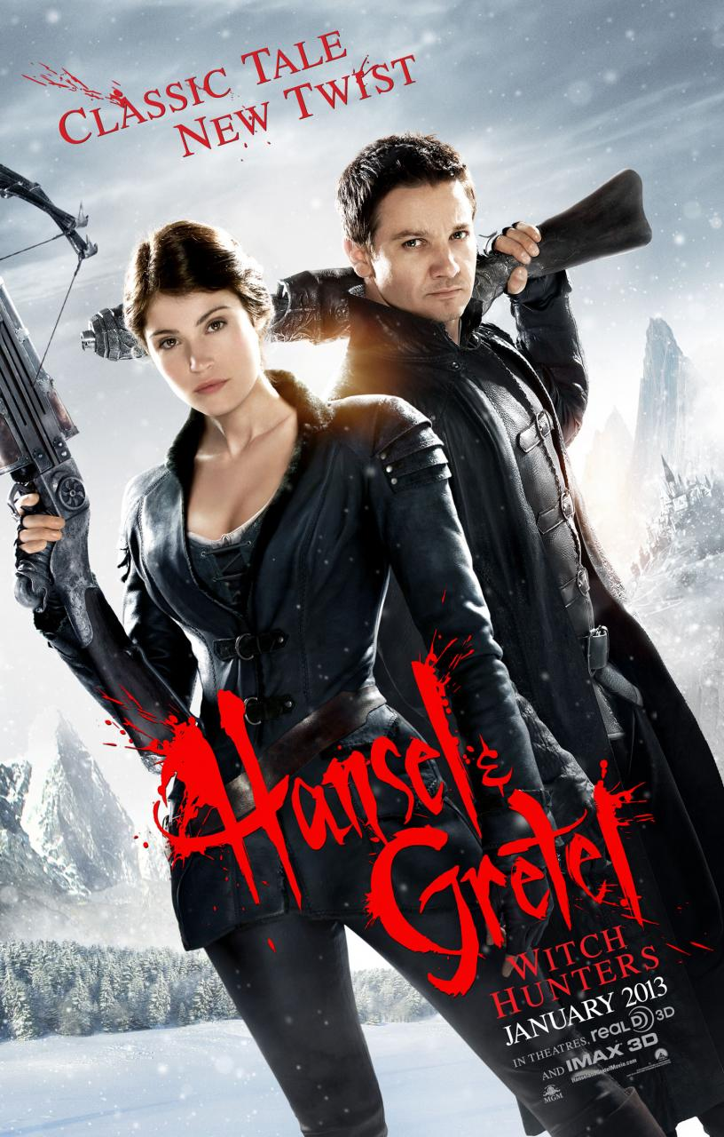 HANSEL & GRETEL – THE WITCHHUNTERS